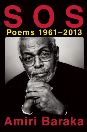 S O S - Poems 1961–2013 - cover