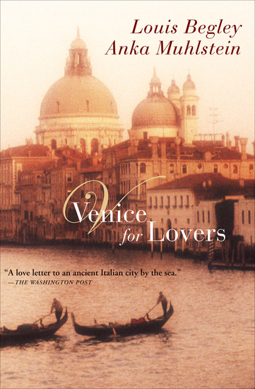 Venice for Lovers - cover