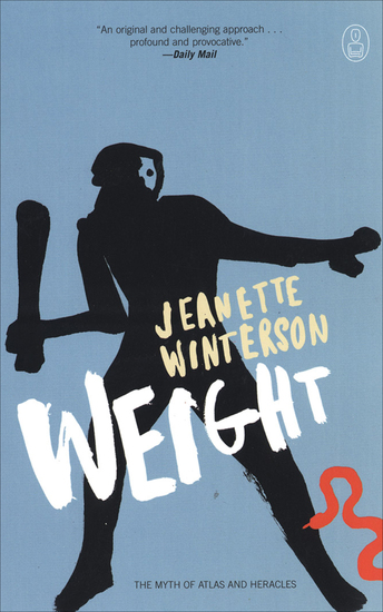 Weight - The Myth of Atlas and Heracles - cover