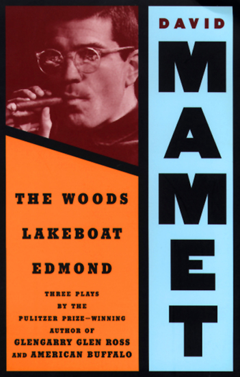 The Woods Lakeboat Edmond - Three Plays - cover