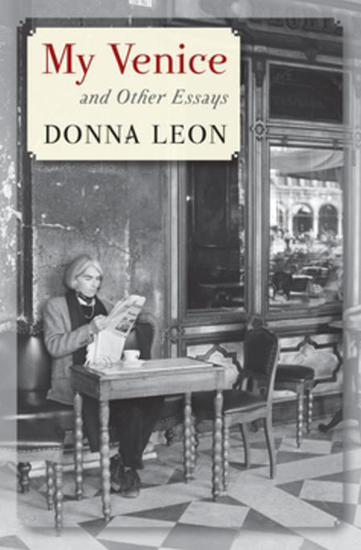 My Venice - And Other Essays - cover