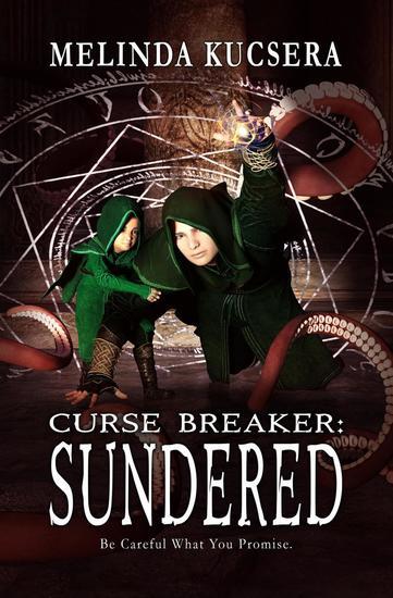 Curse Breaker: Sundered - Curse Breaker #5 - cover