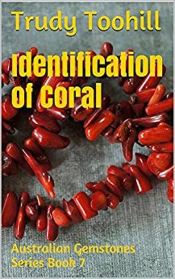 Identification of Coral - Australian Gemstones Series #7 - cover