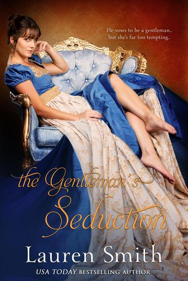 The Gentleman's Seduction - The Seduction Series #4 - cover
