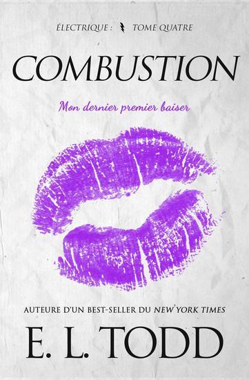 Combustion - Électrique #4 - cover