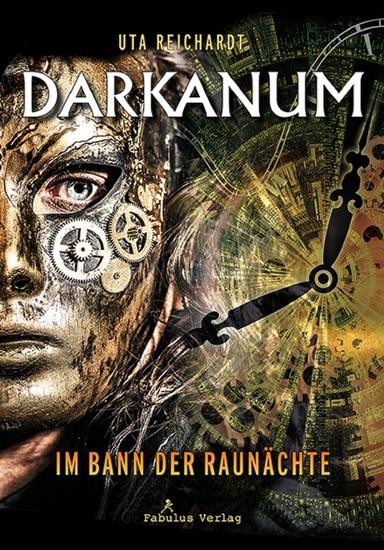 Darkanum - Im Bann der Raunächte - cover