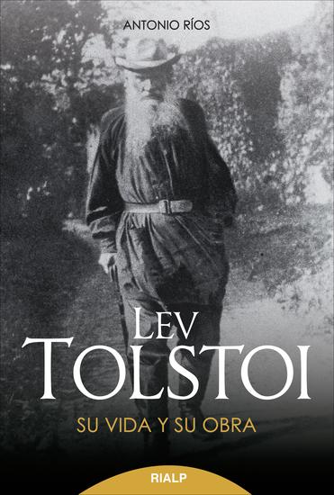 Lev Tolstoi Su vida y su obra - cover