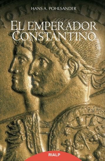 El Emperador Constantino - cover