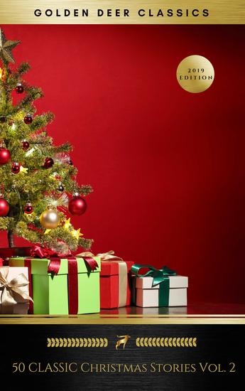 50 Classic Christmas Stories Vol 2 (Golden Deer Classics) - cover