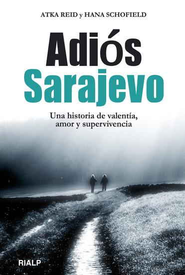 Adiós Sarajevo - cover
