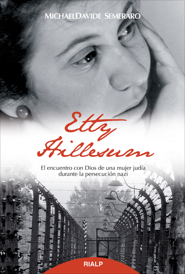 Etty Hillesum - cover
