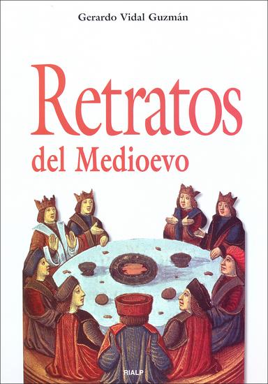 Retratos del Medioevo - cover