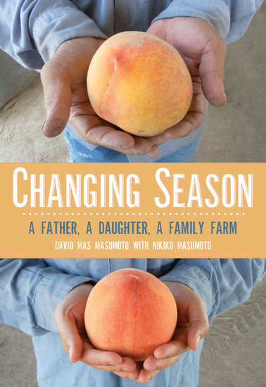 Changing Season - A Father A Daughter A Family Farm - cover