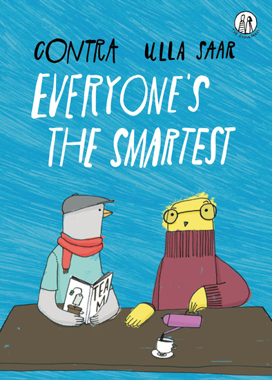 Everyone's the Smartest - cover