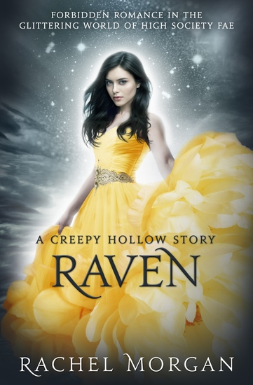 Raven - A Creepy Hollow Story - cover
