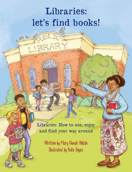 Libraries Let's Find Books! - cover