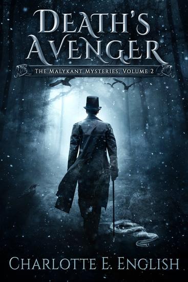 Death's Avenger - cover