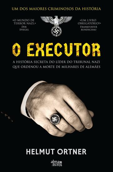O Executor - cover