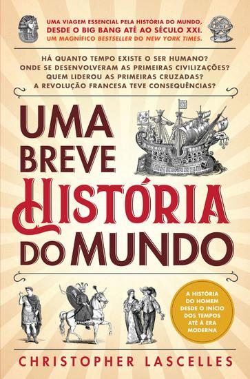 Uma Breve História do Mundo - cover