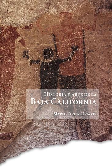 Historia y arte de la Baja California - cover