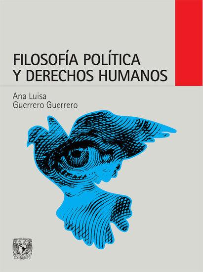 Filosofía política y derechos humanos - cover