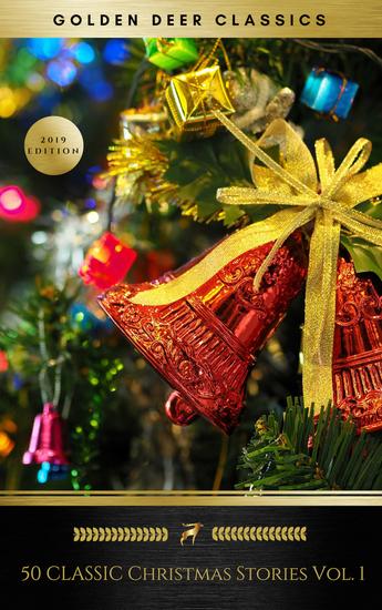 50 Classic Christmas Stories Vol 1 (Golden Deer Classics) - cover
