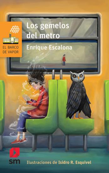 Los gemelos del metro - cover