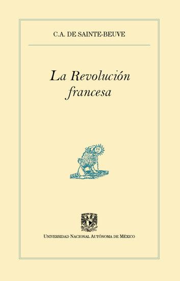La Revolución francesa - cover