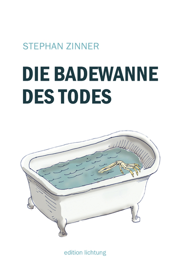 Die Badewanne des Todes - cover