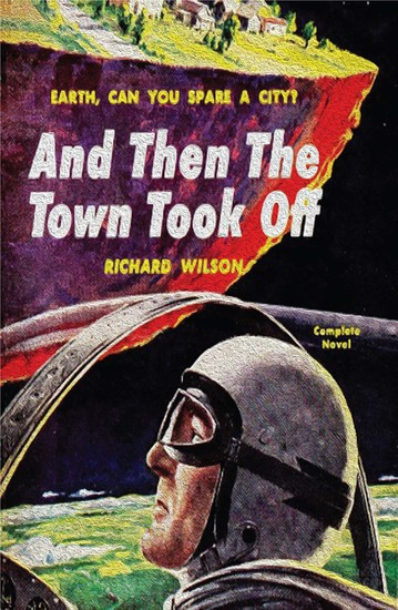 And Then the Town Took Off - cover