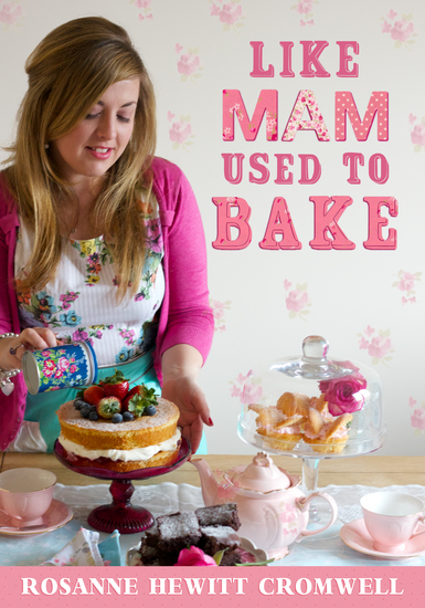 Like Mam Used To Bake - cover