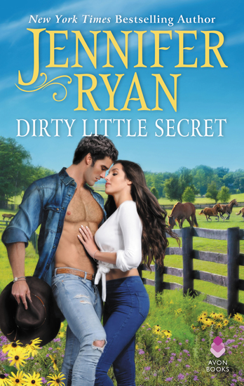 Dirty Little Secret - Wild Rose Ranch - cover