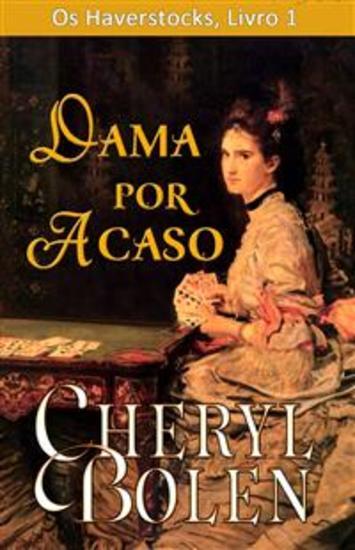 Dama Por Acaso (Os Haverstocks Livro 1) - cover