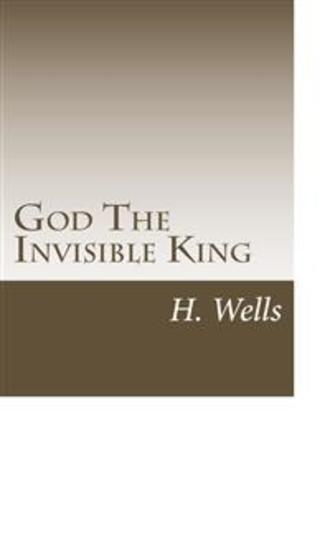 God The Invisible King - cover