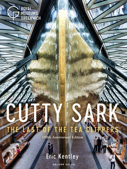Cutty Sark - The Last of the Tea Clippers (150th anniversary edition) - cover