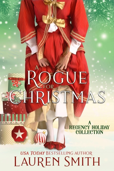 A Rogue for Christmas - A Regency Holiday Collection - cover