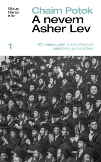 A nevem Asher Lev - cover