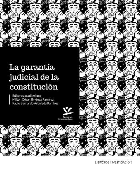 La garantía judicial de la constitución - cover