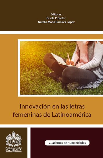 Innovación en las letras femeninas de Latinoamérica - cover