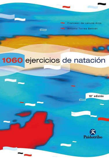 1060 ejercicios y juegos de natación - cover