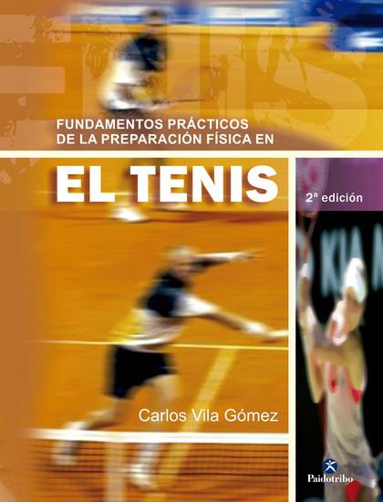 Fundamentos prácticos de la preparación física en el tenis - cover