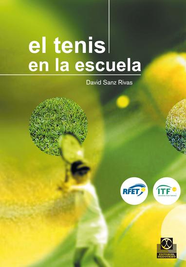El tenis en la escuela (Color) - cover