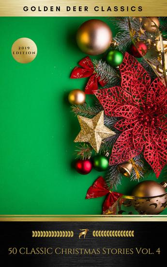 50 Classic Christmas Stories Vol 4 (Golden Deer Classics) - cover