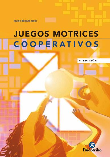 Juegos motrices cooperativos - cover