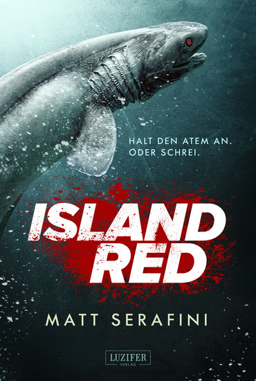 ISLAND RED - Horrorthriller - cover
