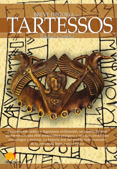 Breve historia de Tartessos - cover