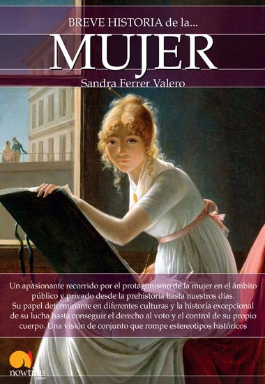 Breve historia de la mujer - cover