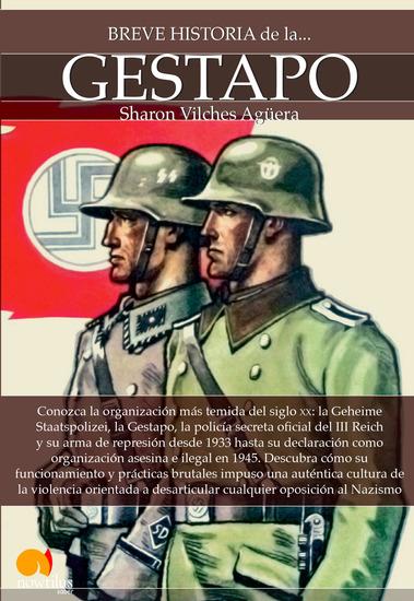 Breve historia de la Gestapo - cover