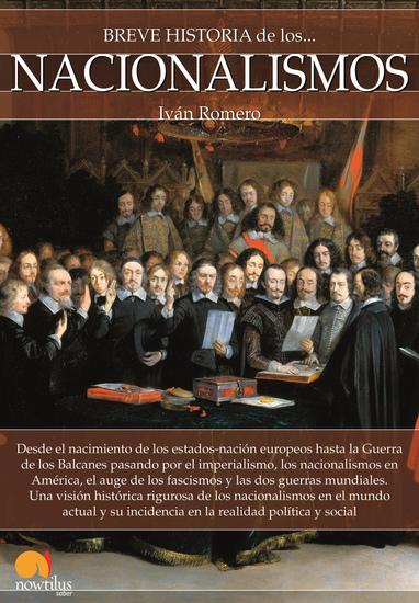 Breve historia de los nacionalismos - cover
