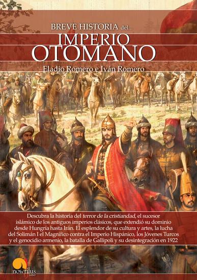 Breve historia del Imperio otomano - cover